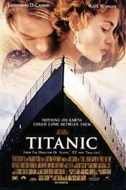 images of titanic movie