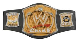 all the wwe belts