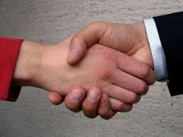 shaking hands images