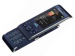 sony ericsson walkman slide phone