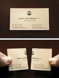 business card lawyer