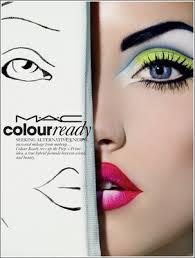 mac cosmetics look