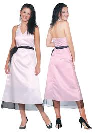 halter top bridesmaid dress