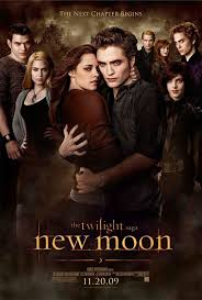 new moon promotional posters