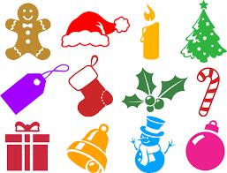 holiday shapes