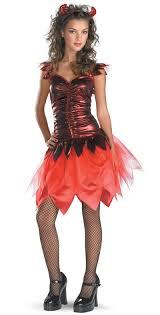 girl devil costume