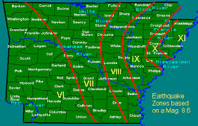 new madrid fault system