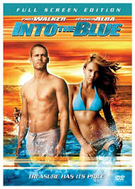 into the blue blue ray
