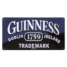 guinness pub signs