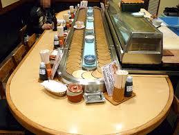 conveyor belt restaurant