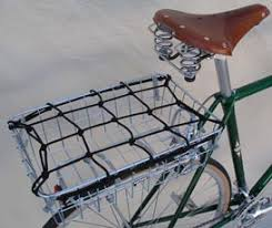 metal bicycle basket