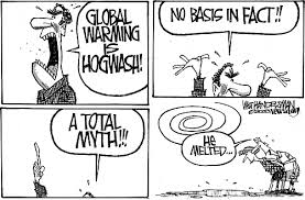global warming is a myth