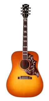 gibson hummingbird acoustic