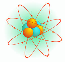 atomic particle