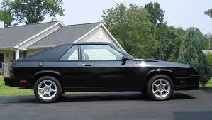 1987 shelby charger