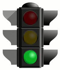 green light clipart