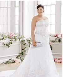 bridal dresses plus size