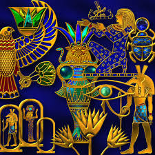 egyptian ornaments