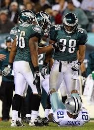 Philadelphia Eagles taunt