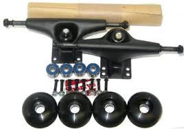 skateboard wheels bearings