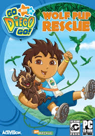 go diego go wolf pup rescue