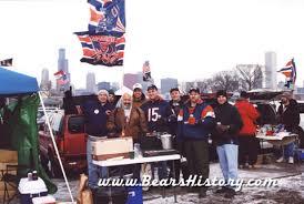 chicago bears tailgate