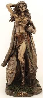 celtic statues