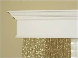 curtain cornices