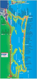 cancun hotels maps
