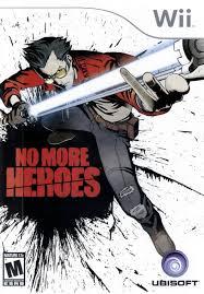 no more hero wii