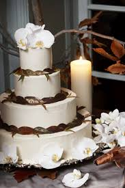 fall wedding cake ideas