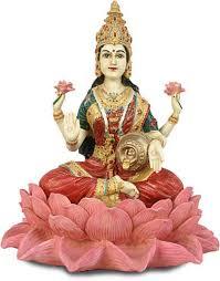 lakshmi statues