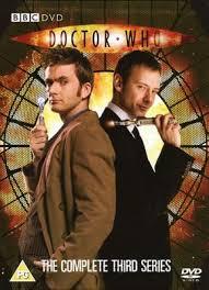 dr who season 3 dvd