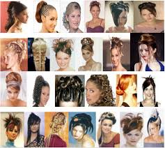 formal styles for long hair