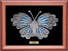 filigree brooch