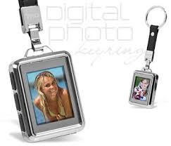 digital keyring photo