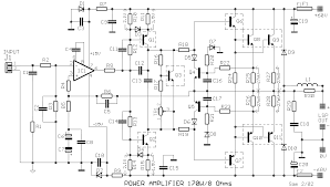 audio power amplifier circuits