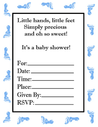 print baby shower cards