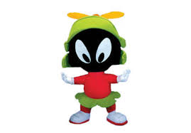 baby marvin the martian