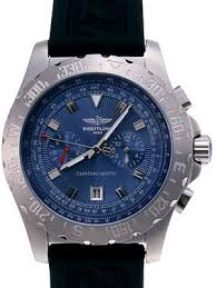 breitling rubber band