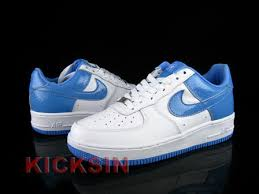 blue air force shoes