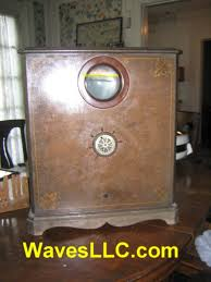 antique televisions