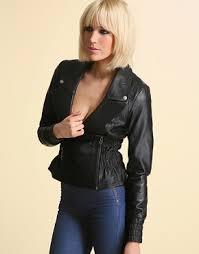 girls leather bomber jacket