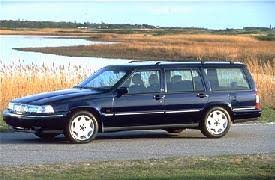 volvo v90 wagon