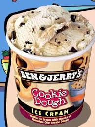 ben and jerrys cookie dough