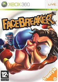 facebreakers xbox 360