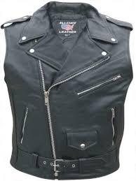 sleeveless jacket for men