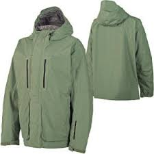 burton cargo jacket
