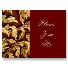 formal party invites