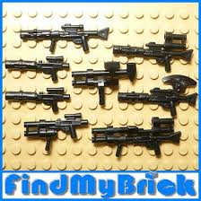 lego starwars guns